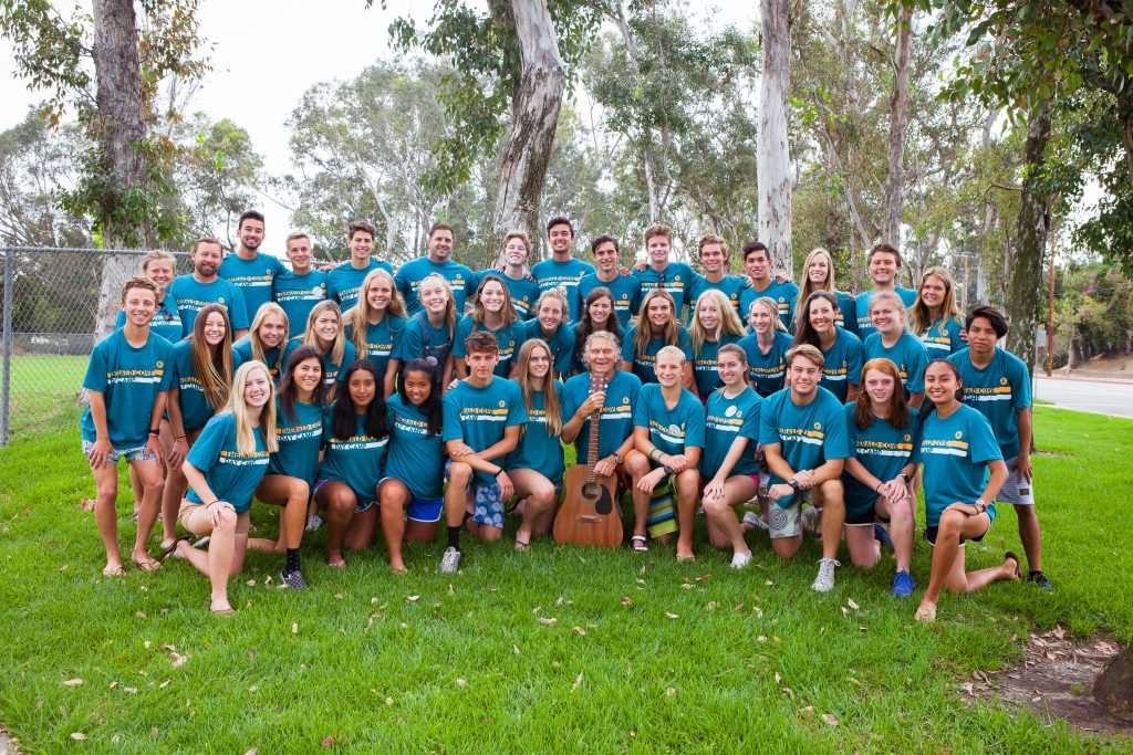 Summer Staff Group shot
